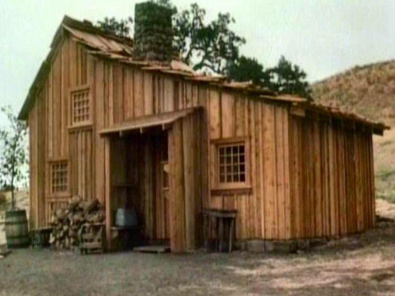 Fond ecran tweety maison prairie for Albert de la petite maison dans la prairie